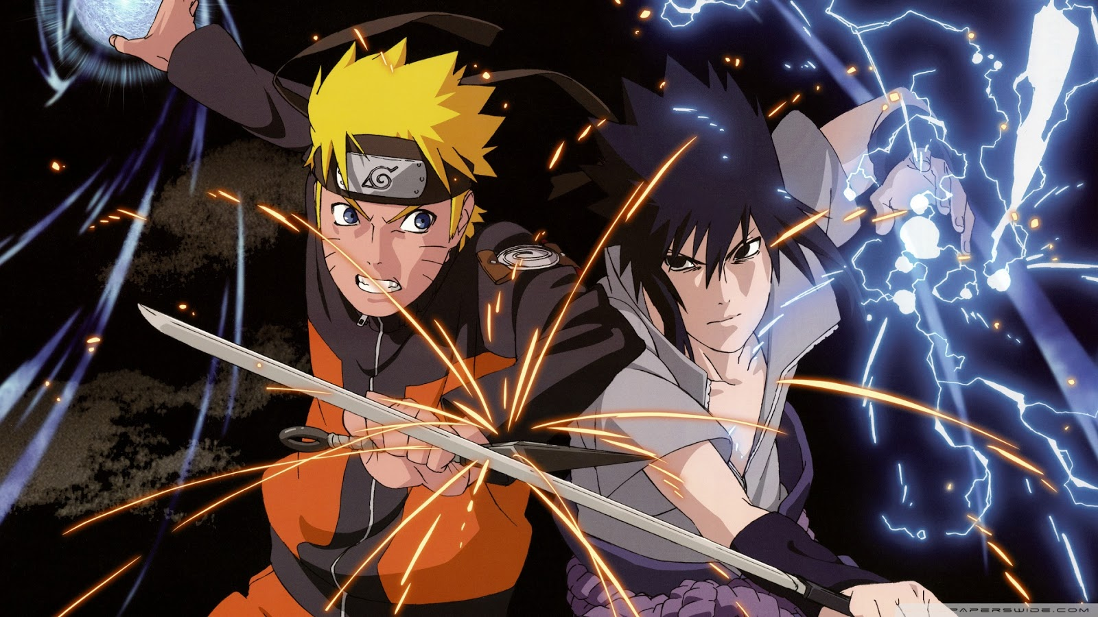 Hình nền Naruto đẹp cho máy tính - Wallpaper hình ảnh Naruto và sasuke đẹp nhất