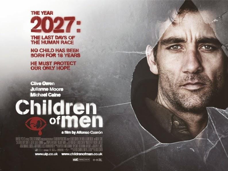 Película: Hijos de los hombres (Children of Men)