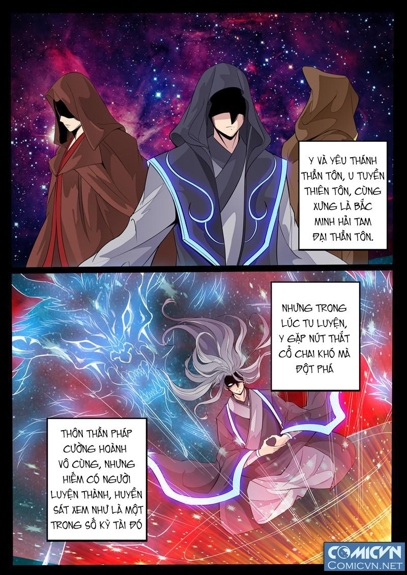 Long Phù Chap 78 - Trang 3