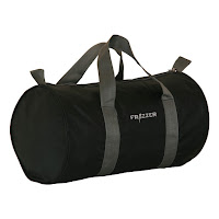 Buy Frazzer Sports Travel Bag (Grey) offer at Rs.100 Only at askmebazaar : buytoearn