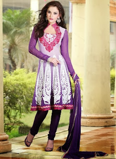 Embroidered Frock Collection