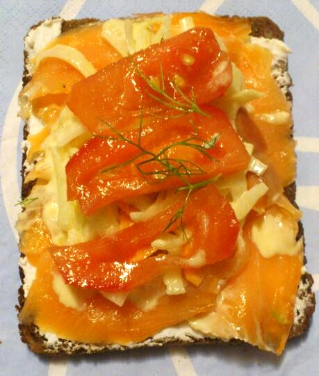 SMORRENBROD: il famoso sandwich danese