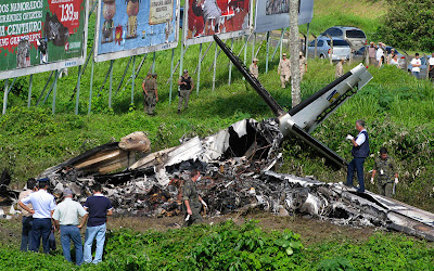 Brazil plane crashes after take-off, 16 dead