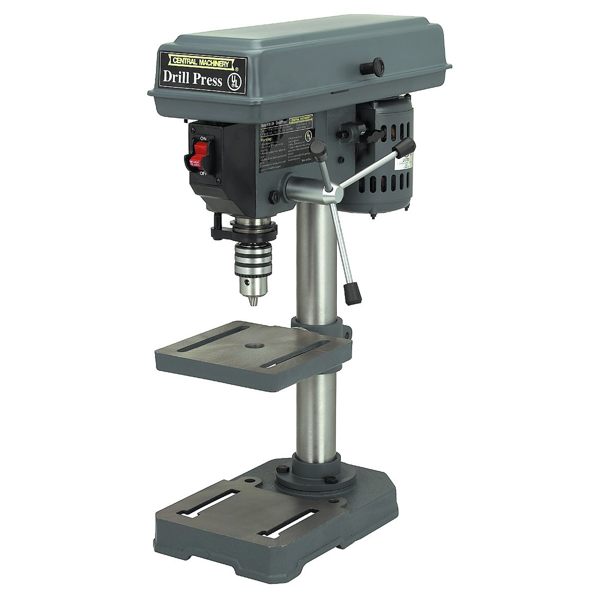drill press 6 results  designed with heavy-duty motors and precision machined surfaces, these drill  presses are ideal for heavy workloads they feature speed versatility with.