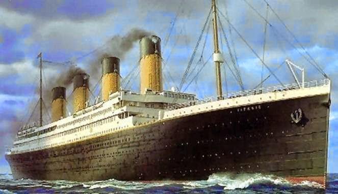 Pembuat kapal titanic