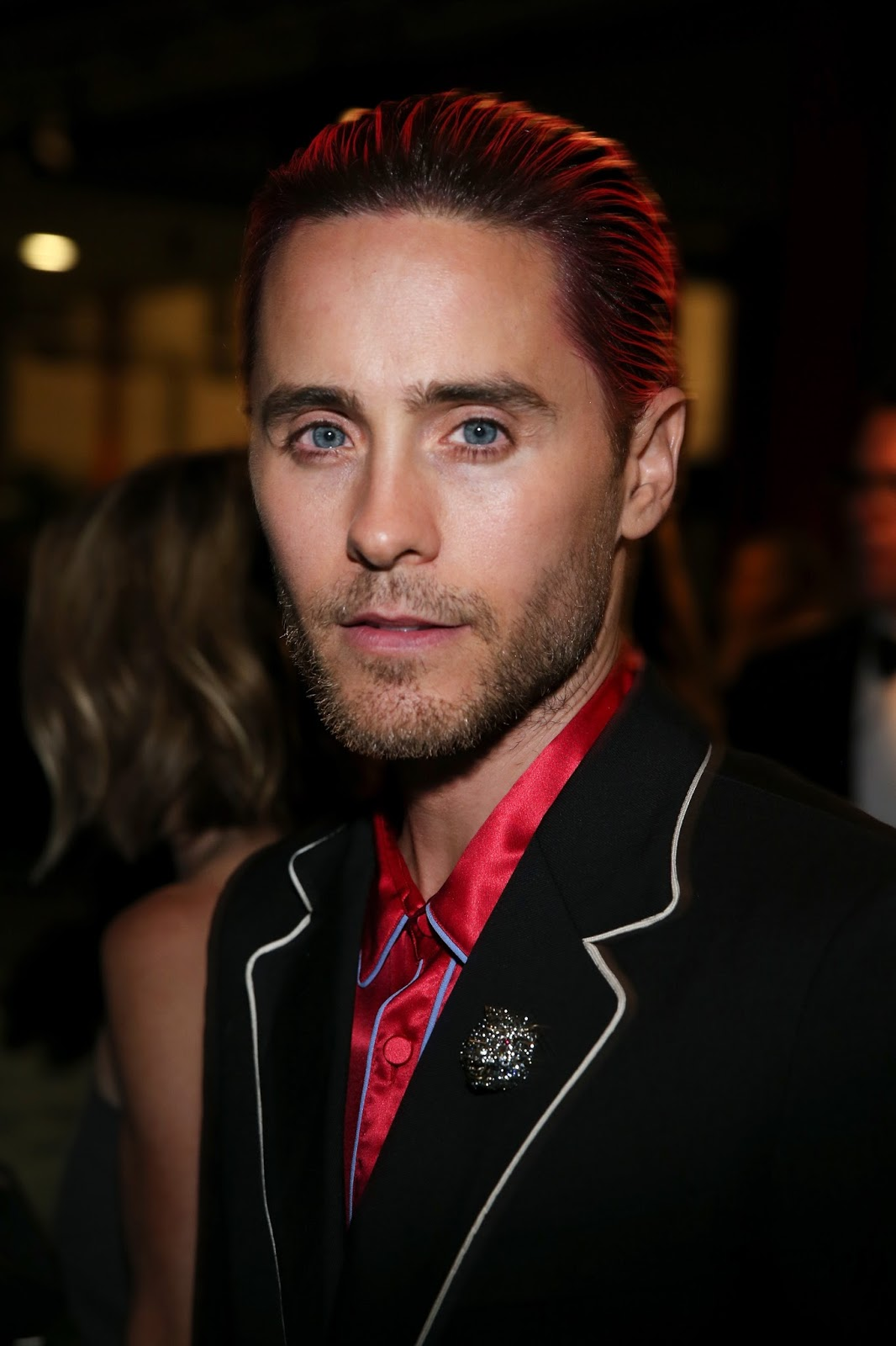 Jared Leto As The New Face of Gucci Guilty
