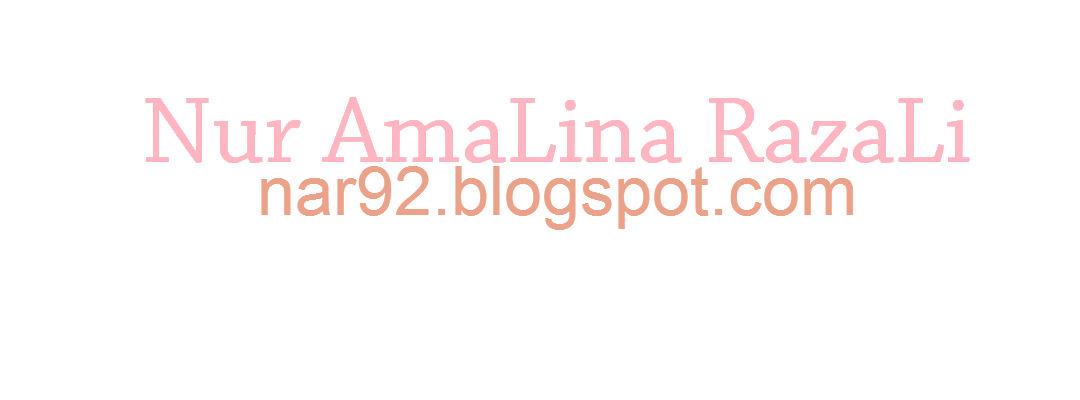 Nur Amalina Razali