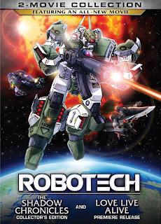 Ver online: Robotech: Love Live Alive (2013)