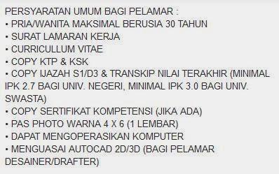 Lowongan BMUN Terbaru Surabaya Januari 2014 PT PAL Indonesia