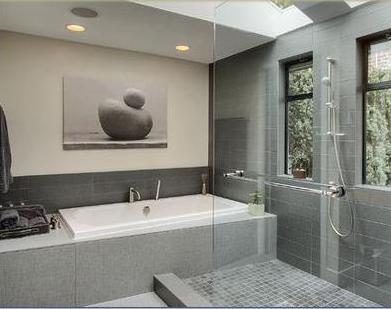 Ba os modernos decoraci n ni os dormitorios for Decoracion de cuartos de banos modernos
