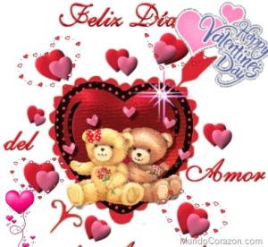 Ositos romanticos - ImagenesLindas