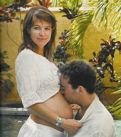 Samantha r nier enfants de samantha - Charlotte de turckheim et son mari ...