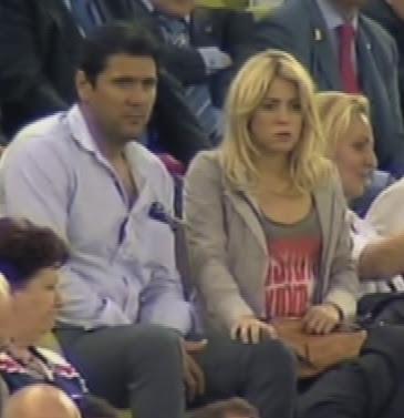 Shakira embarazada Euro 2012