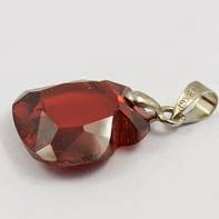lucky bag garnet cz stones wholesale