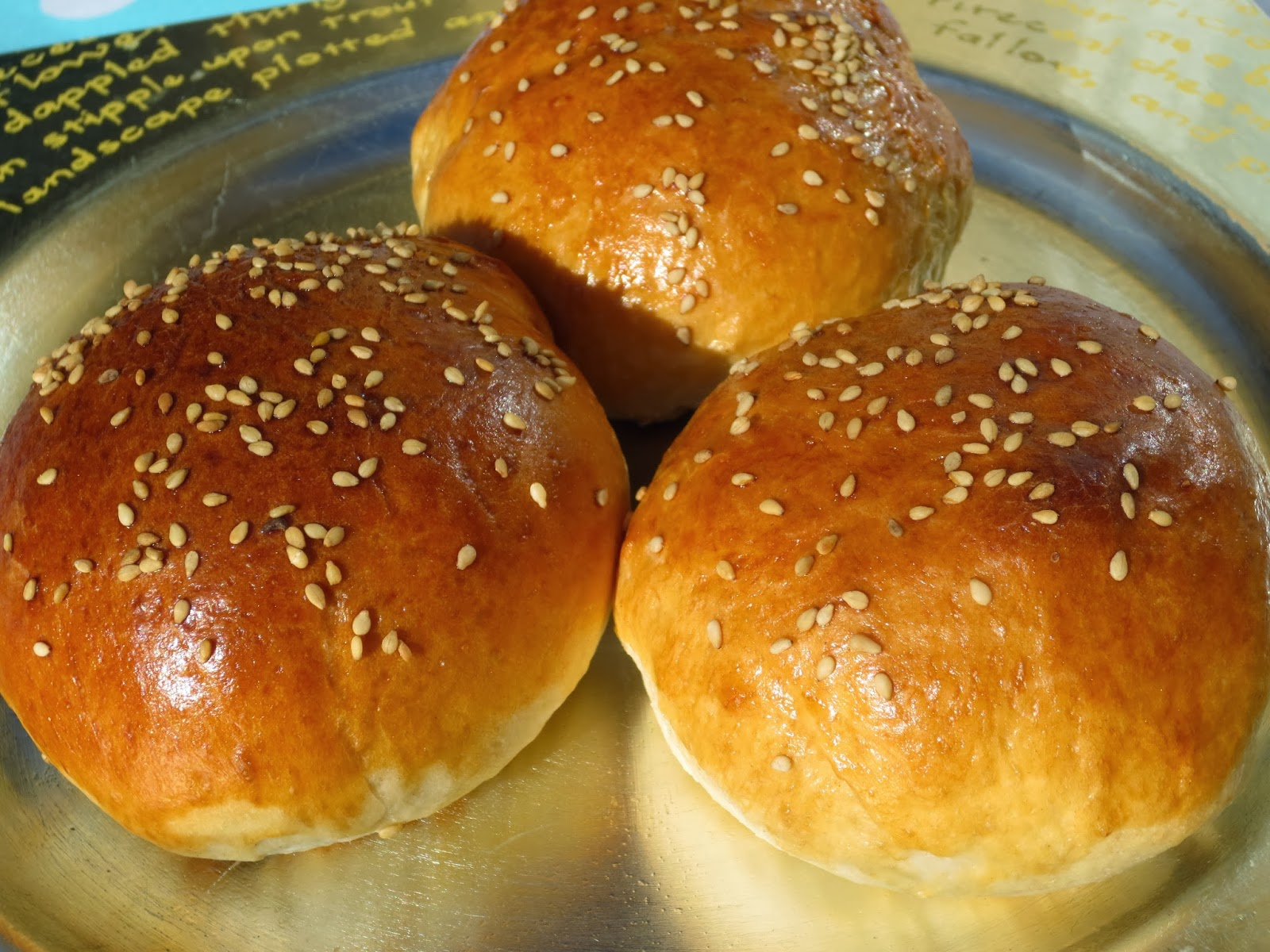 Pan de hamburguesa Ana Sevilla