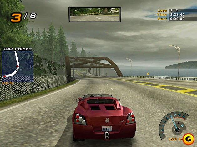 Need For Speed Hot Pursuit 2 PC Game Full Download