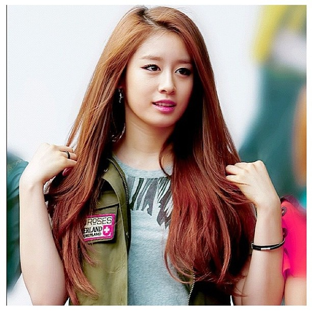 Fresh Girl Photo of Park Jiyeon T-ARA