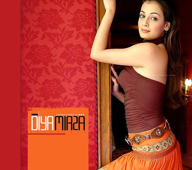 Diya Mirza Cool Sexy Photos