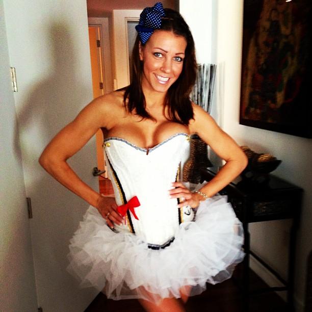 alisha lucik sexy sailor