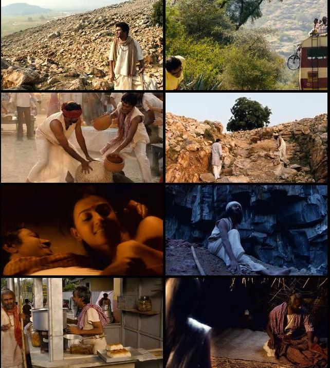 Manjhi The Mountain Man 2015 DVDRip x264 700mb