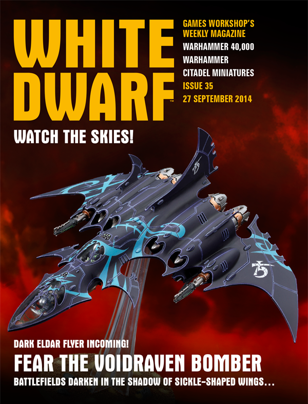 Revisión de la White Dwarf Weekly número 35