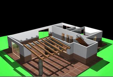 El rinc n de la tecnolog a dibujando en 3d con autocad for Programa para dibujar en 3d