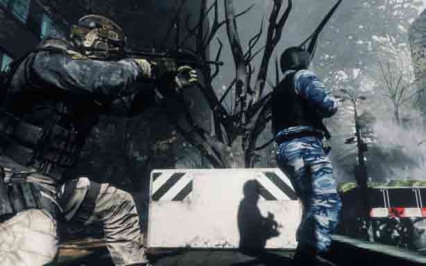 Screen Shot Of Tom Clancys Ghost Recon Future Soldier (2012) Full PC Game Free Download At Downloadingzoo.Com