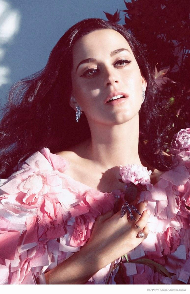 Katy Perry - Harper's Bazaar US October 2014