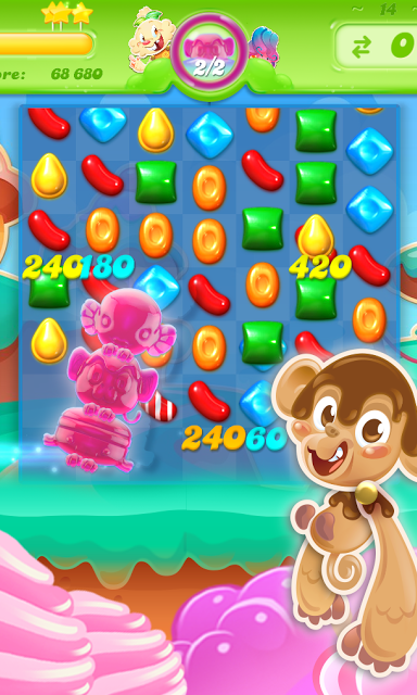Candy crush jelly saga download apk