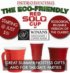 Winans Red Solo Cup