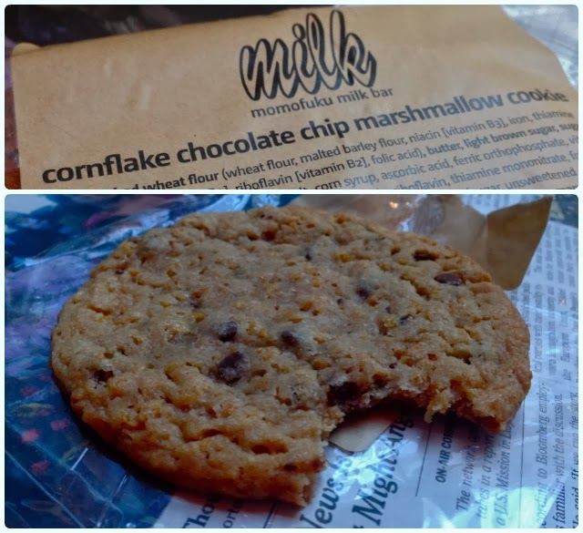 Momofuku Milk Bar, New York - Cookie
