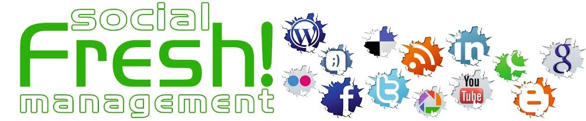 SocialFresh! management