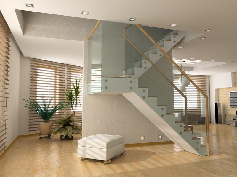 Modernas escaleras cocinas modernas for Imagenes escaleras modernas