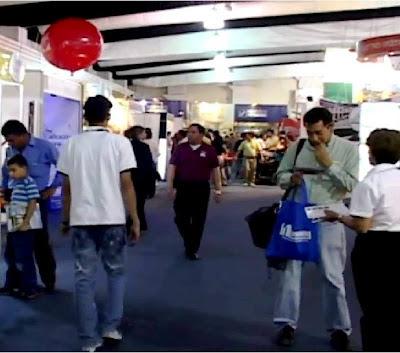 ExpoCasa 2012 Guatemala, Parque de La Industria