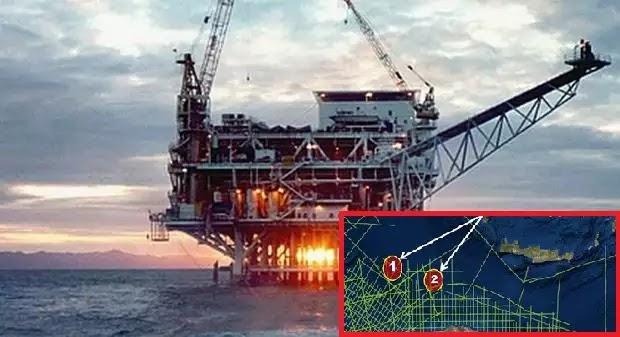 Αποκάλυψη:Το μεγαλύτερο κοίτασμα φ. αερίου του κόσμου εντοπίστηκε ν.δ της Κρήτης