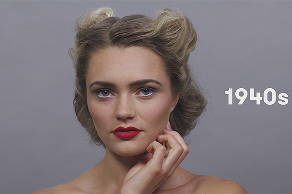100 years of German beauty 1940