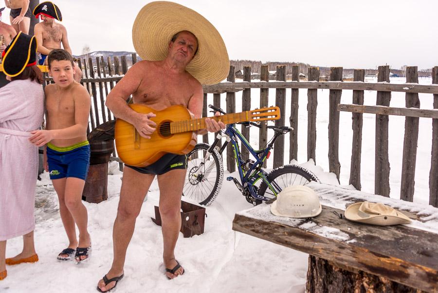 День шляп с моржами Миасса