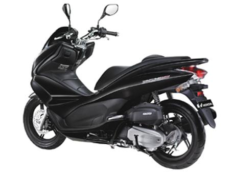 HONDA 150 PCX BLACK