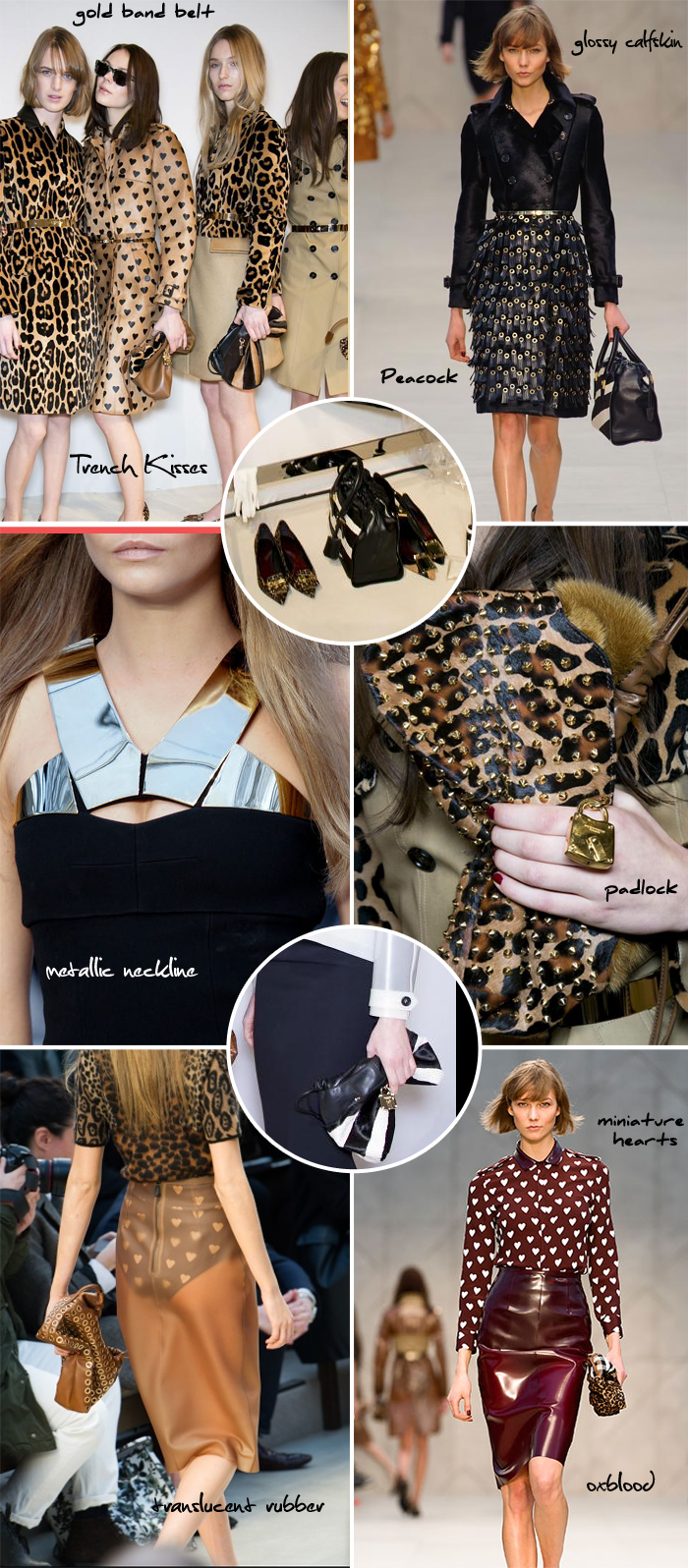 London Fashion Week AW13 : Details Part 1 | The Guilty Hyena