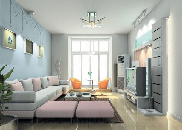penataan interior rumah yang benar dan contohnya desain