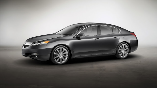 Introducing the 2013 Acura TL Special Edition
