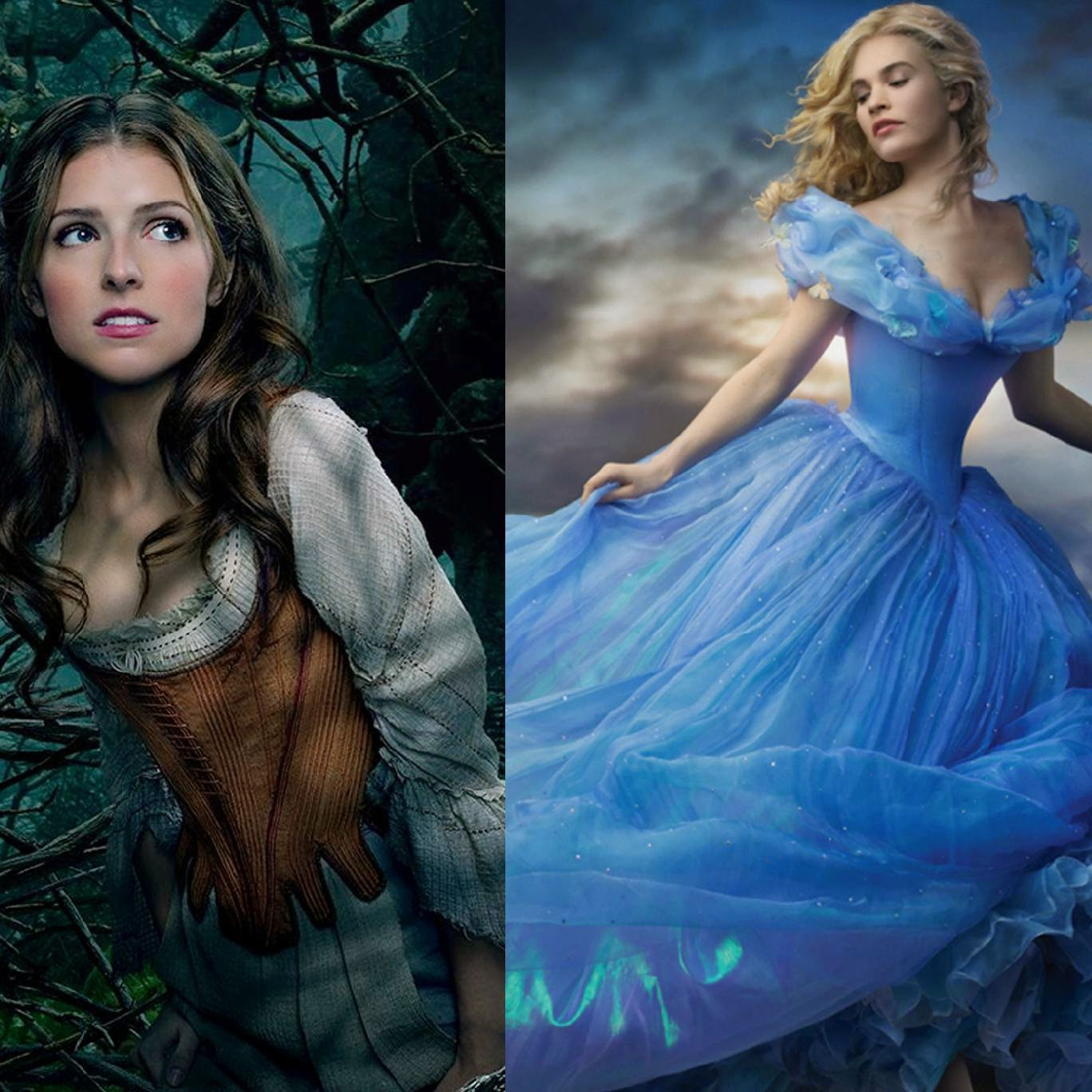 Cinderella 2015 Movie Disney Beautiful Princess