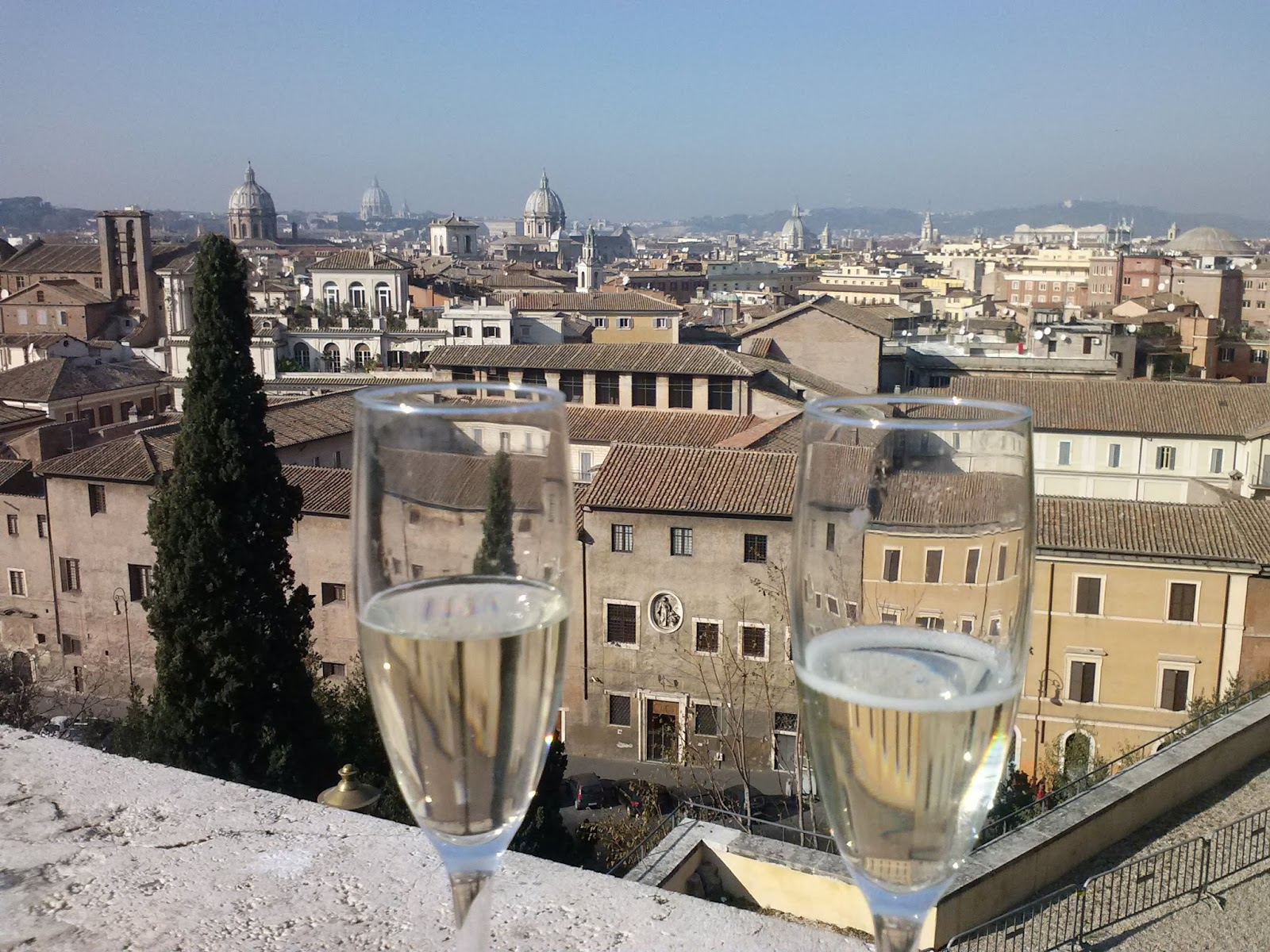 TheWineBlog: Four Days in Rome by Philip S. Kampe and Maria Reveley