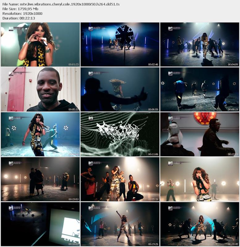 MTV Live Vibrations HDTV 1080i Mtvlivevibrationscheryl