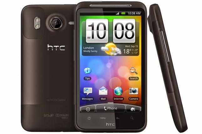 Мобильный телефон HTC Desire HD A9191 для покорения любимых сайтов