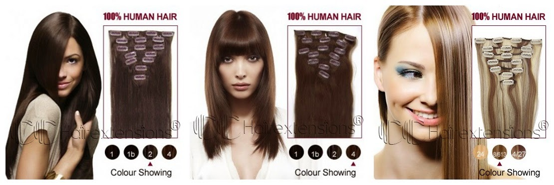 Where to buy Clip Hair Extensions - CC Hair Extensions