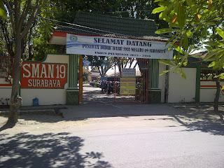 foto SMAN 19 Surabaya