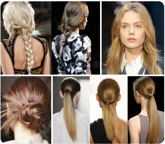 14 Peinados que puedes hacerte en sólo 3 minutos Genial guru - Peinados Callejeros Para Mujeres