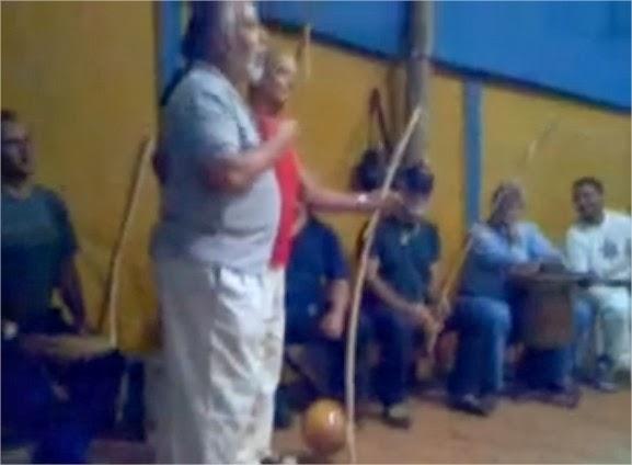 Capoeira do Terreiro do Fuá Mestre Danadinho - parte 2