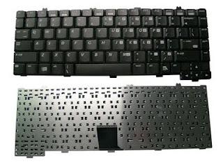 Memperbaiki Keyboard yang Rusak